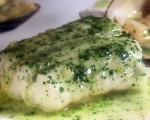 Receta: Merluza en salsa verde o a la koxkera (tradicional)