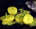 Receta: Patatas en salsa verde
