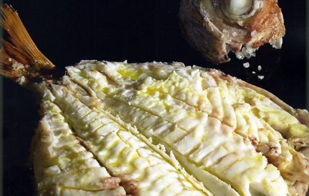 Truco: Cómo preparar un pescado a la sal