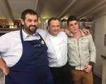 Noticia: Jose Miguel Olazabalaga del Restaurante Aizian en el programa Robin Food de ETB.