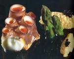 Receta: Pulpo con risotto y aceite de pimentón