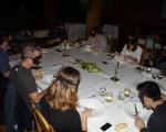Noticia: Cómo vivieron la cena a ciegas nuestros invitados