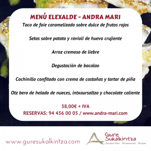 Menu_Elexalde_Andra_Mari