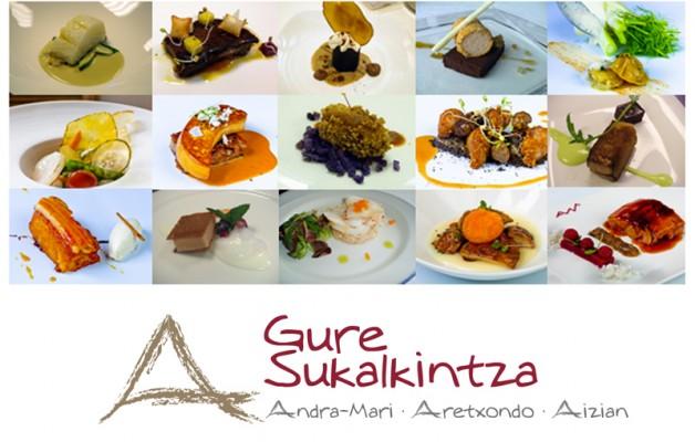Noticia: Menú #GureSukalkintza en Andra Mari