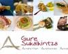 Diseña con nosotros el Menú Gure Sukalkintza
