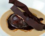 Receta: Hotz-bero de helado de nueces y chocolate caliente