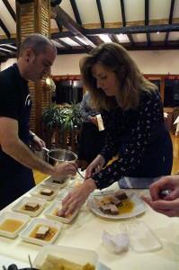 Gastroexperiencia de Gure Sukalkintza en Aretxondo
