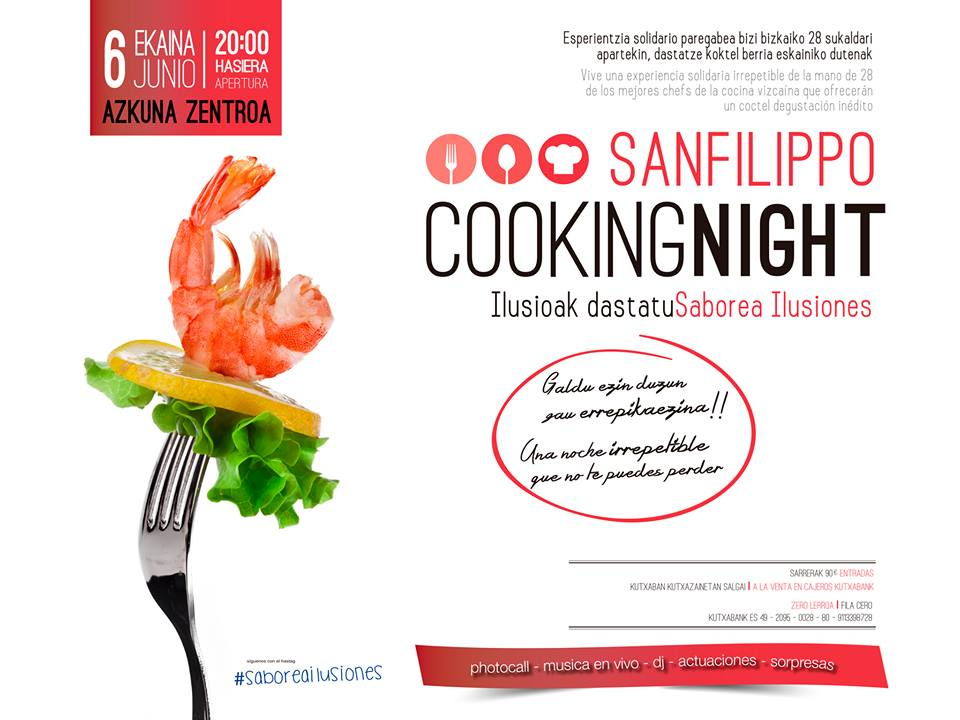 Sanfilippo Cooking Night