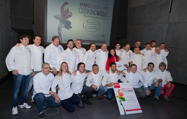 Noticia: Sanfilippo Cooking Night, gastronomía solidaria