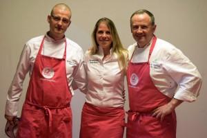 3 cocineros andramari aizian aretxondo