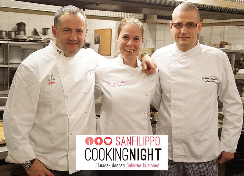 Sanfilippo Cooking Night
