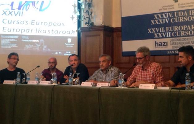 Noticia: Josemi Olazabalaga en los Cursos de Verano de la UPV