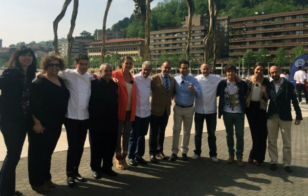 Noticia: MasterChef visita Bilbao