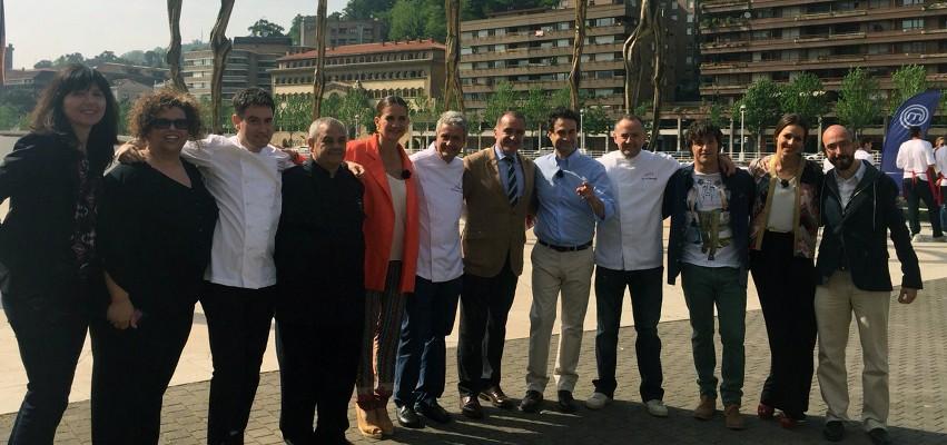 MasterChef visita Bilbao