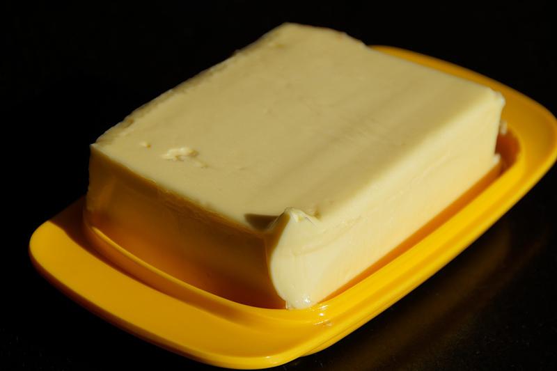 mantequilla oleogustus