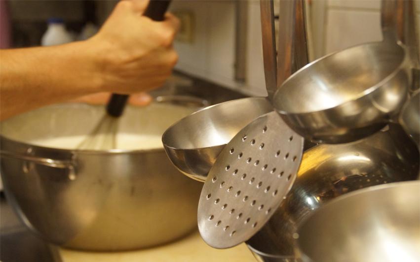 creando y cocinando