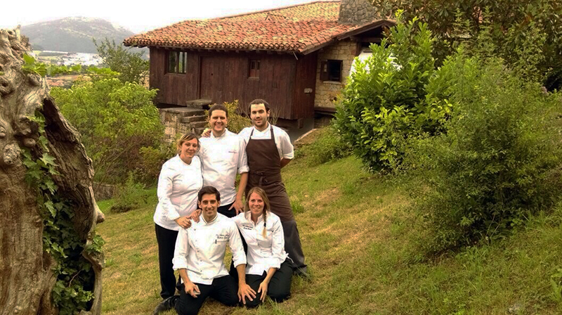 equipo Andra Mari