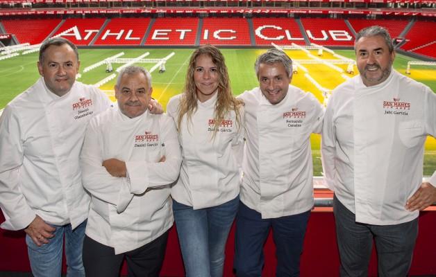 Noticia: Presentación de Gune Gastronomikoa San Mames Vip Area