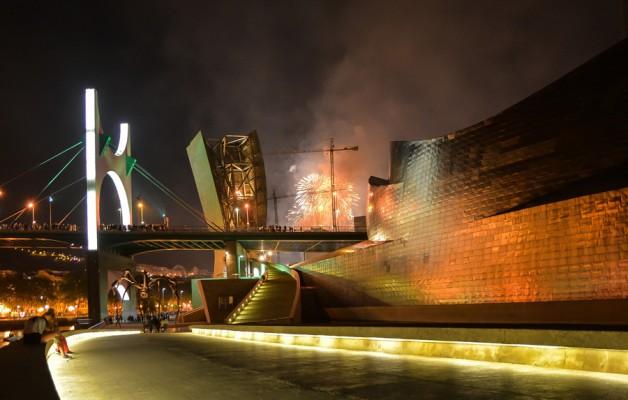 Noticia: Andra Mari en el aniversario del Museo Guggenheim Bilbao