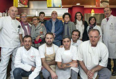 Noticia: Ion Gómez jurado en el XI Concurso de Repostería Casera de Bilbao