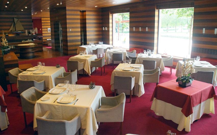 restaurante aizian bilbao