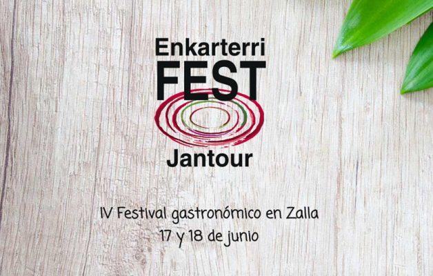 Noticia: Antonio Casares de San Mames Jatetxea en Enkarterri Fest