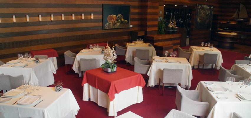 restaurante Aizian comedor