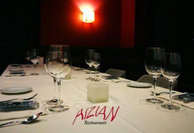 Noticia: La Cena a Ciegas de Aizian