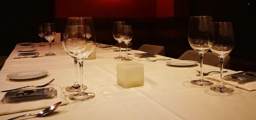 La Cena a Ciegas en Aizian