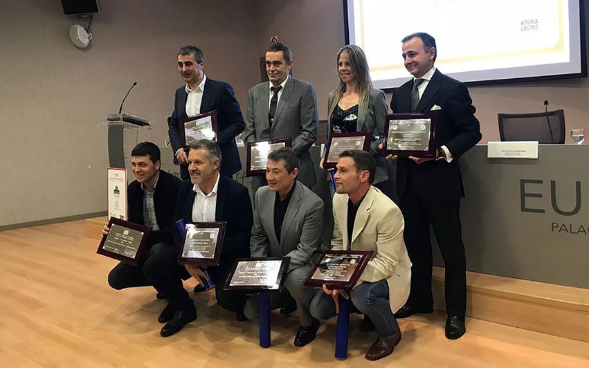 Premiados de Premios Euskadi grupo