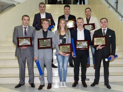 Premios Euskadi gastronomía grupo