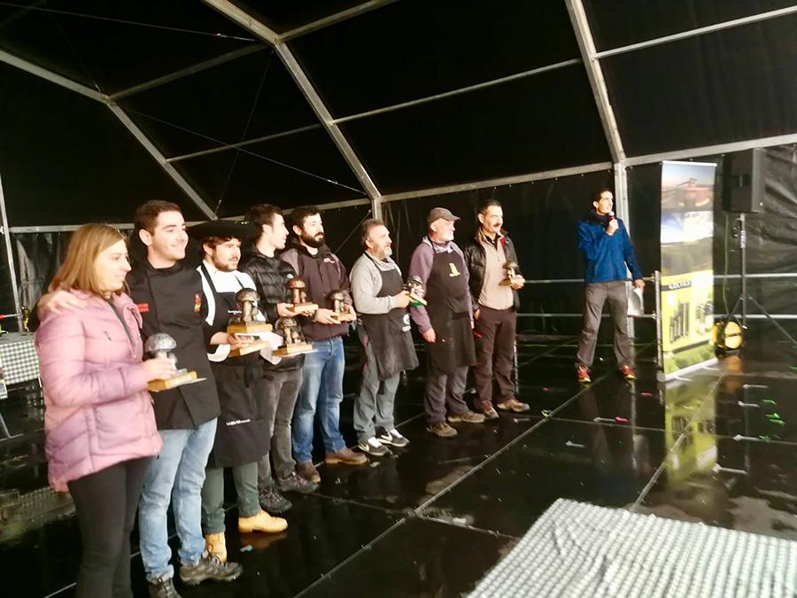 premiados concurso setas galdakao 2018