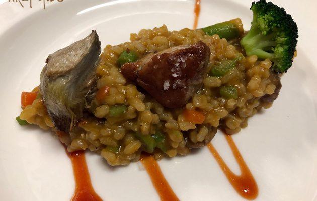 Noticia: Nuevo menú del restaurante Aretxondo de Galdakao