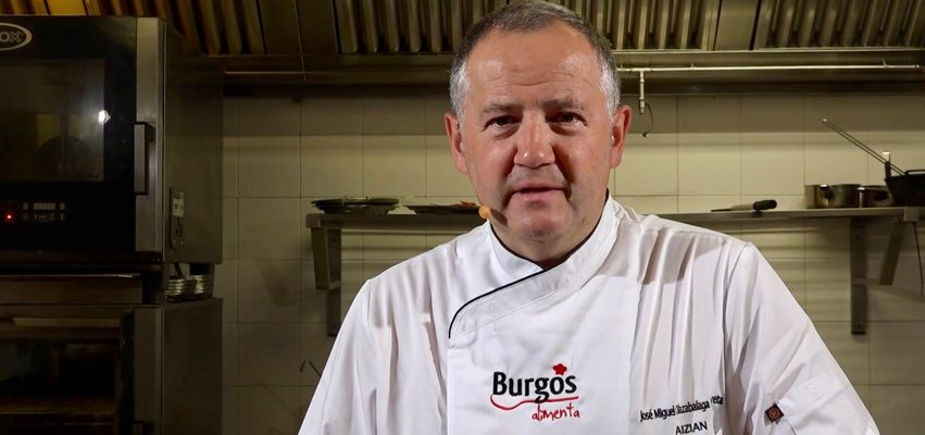 Una receta de Aizian en Burgos Alimenta