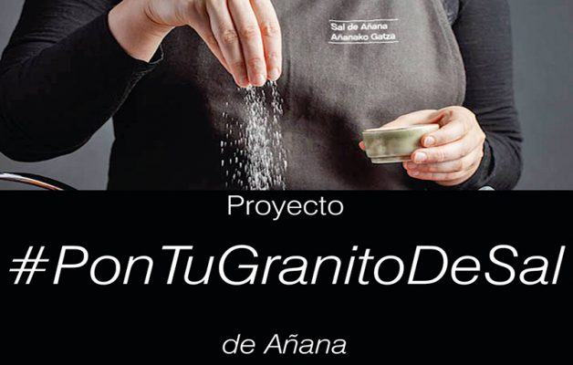 Noticia: Cocinando con Sal de Añana